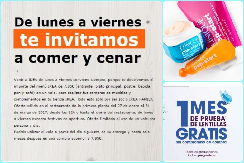 ¿Productos gratis? ¡Es posible!