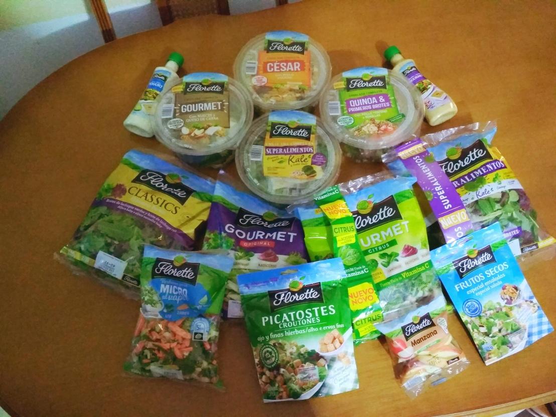 Florette: comida sana y natural. ¡Descubrimos su gama deproductos!
